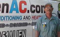 High-Quality HVAC Service Contractors Near Chandler AZ - Alien Air Conditioning - bill